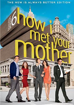 HOW I MET YOUR MOTHER SEASON 6 BY HOW I MET YOUR MOTHE (DVD)